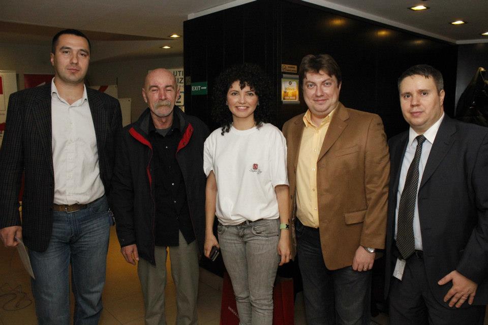 La Gala SuperBlog 2012