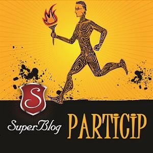 Au început înscrierile în SuperBlog 2016!