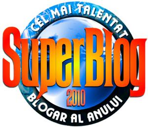 Finalistii editiei SuperBlog 2010