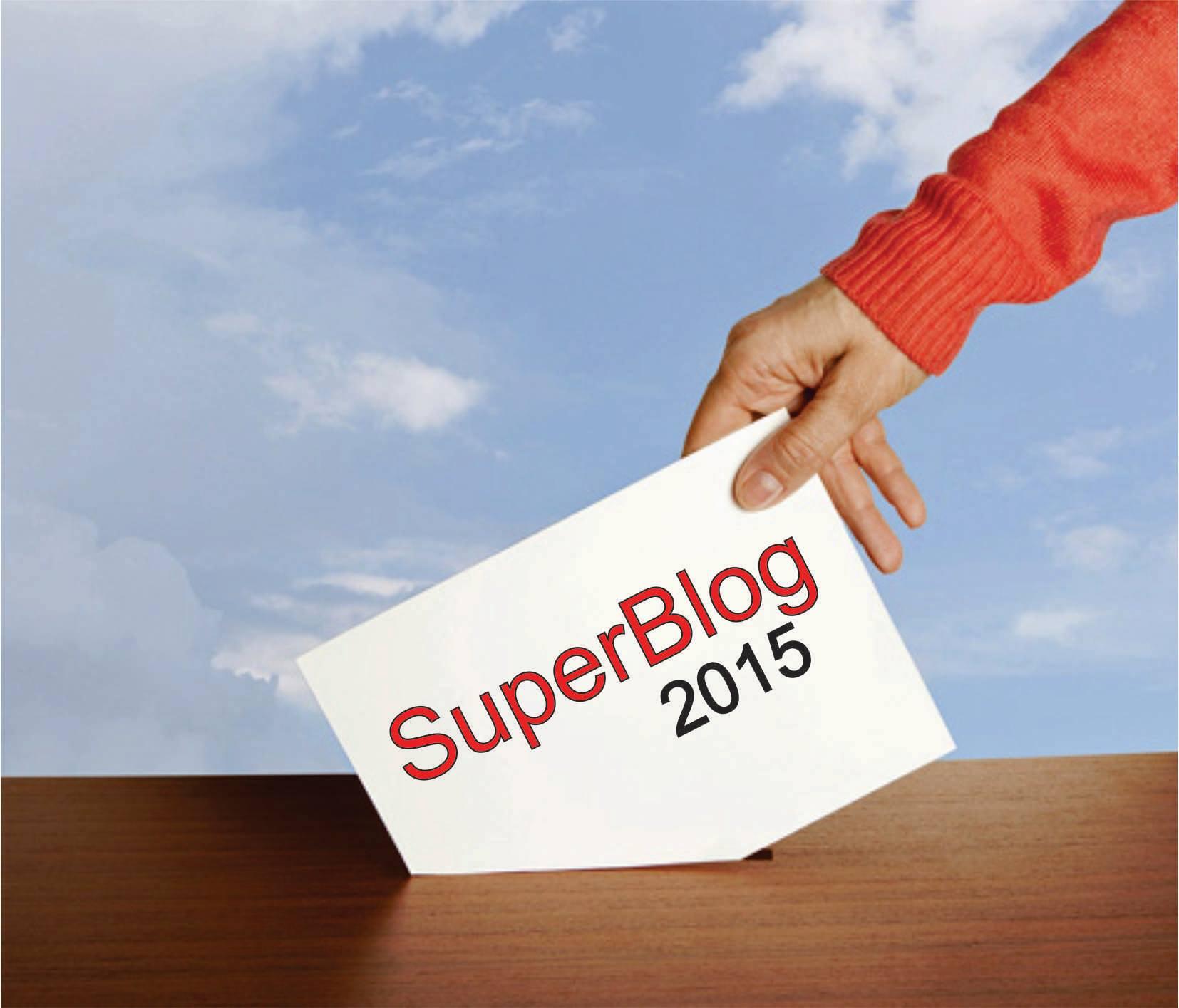 Proba 24. Votați SuperBlog!