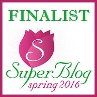 Finalist Spring SuperBlog 2016