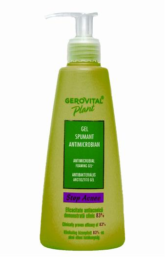 GEL SPUMANT ANTIMICROBIAN