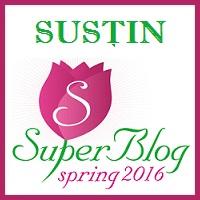 Sustin Spring SuperBlog 2016