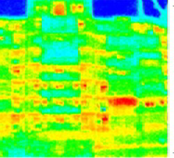 Bloc nereabilitat - termografie