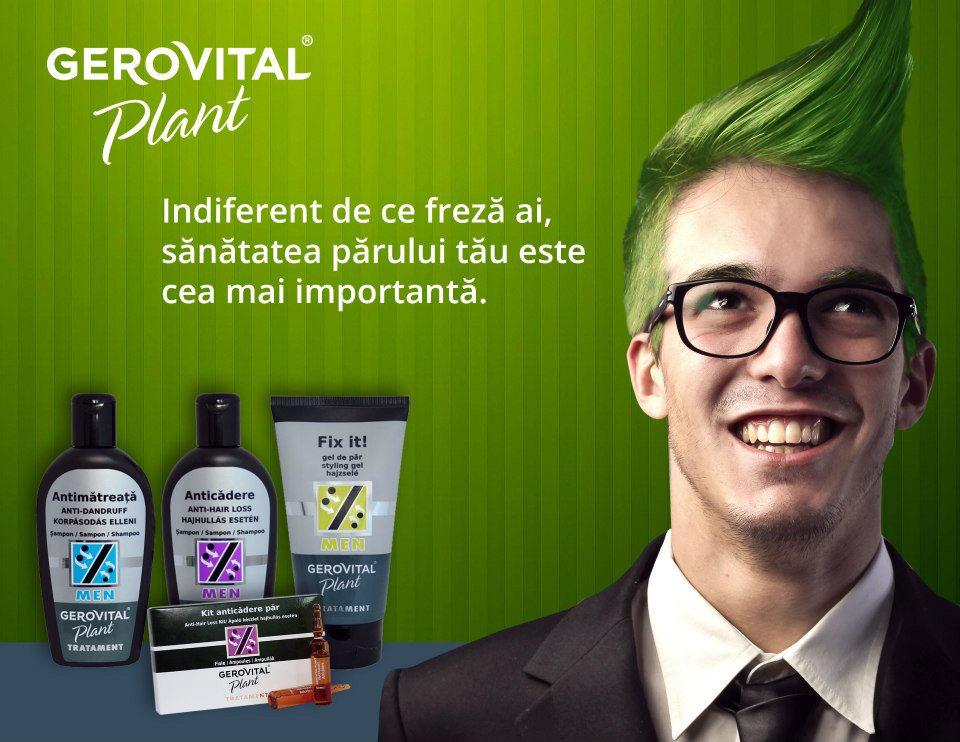 Farmec - Gerovital