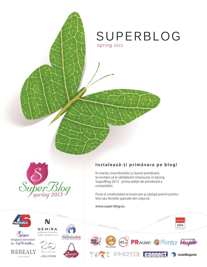 Spring SuperBlog 2013