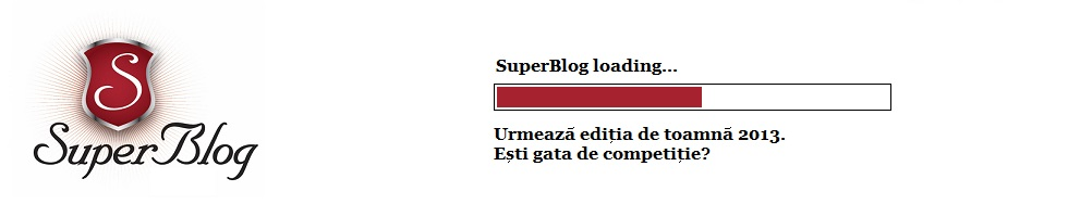 competitie anuala de blogging