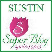 Sustin Spring SuperBlog 2015